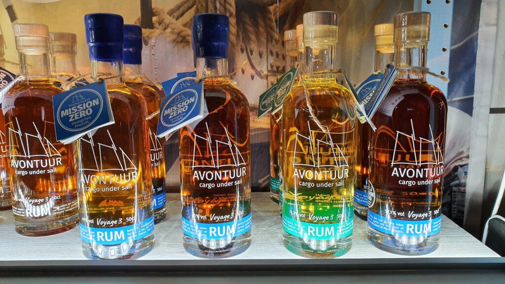Timbercoast Rum 1