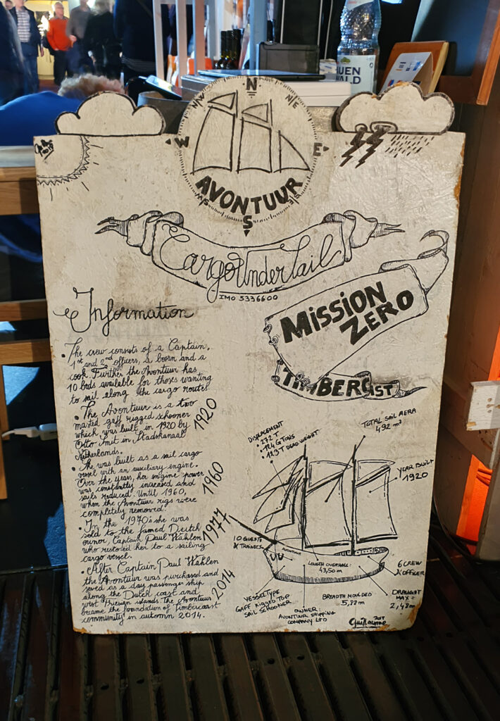 Timbercoast Rum 6