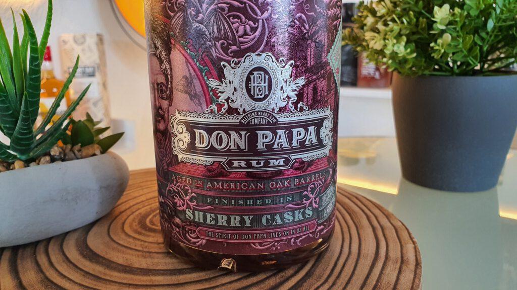 Don Papa Sherry Cask Finish