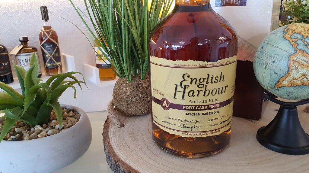 English Harbour - Port Cask Finish Flasche