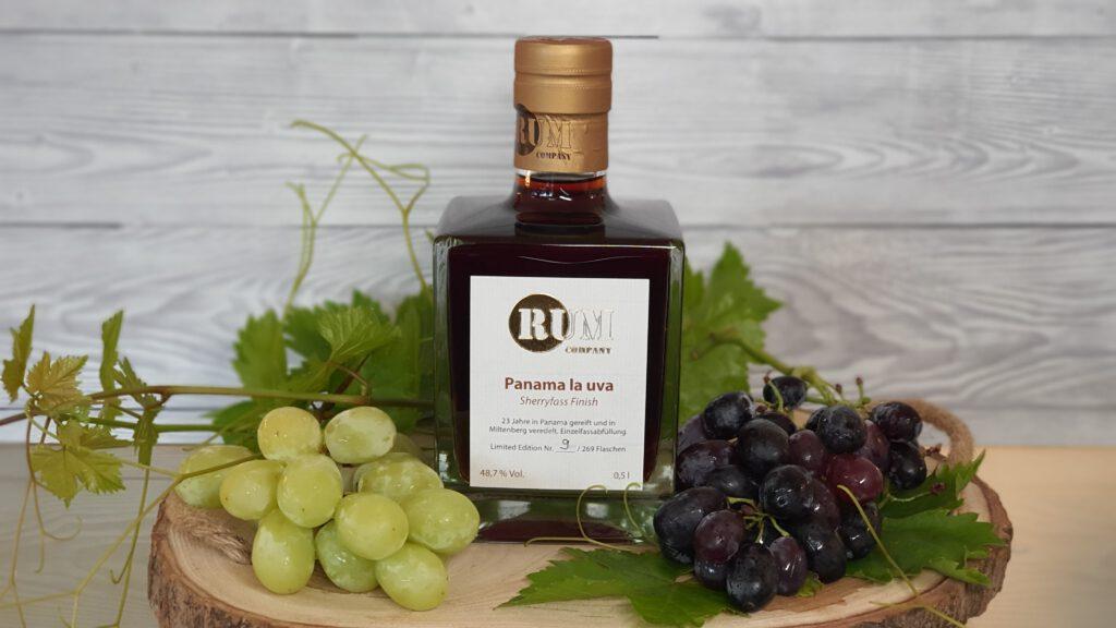 Panama la uva Rum Company