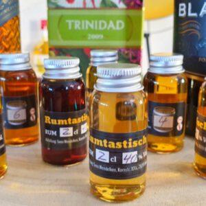 Rum probieren – Samples bestellen | Dein individuelles Rum-Tasting-Set | 2cl & 4cl