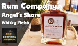 Angel´s Share (Rum Company) 49% | Rum-Info & Tasting 🥃 Rum, der fast vom Himmel viel…