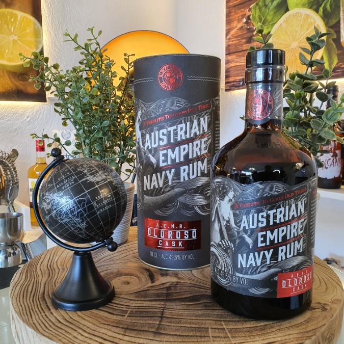 Austrian Empire Navi Rum - Oloroso Cask 1