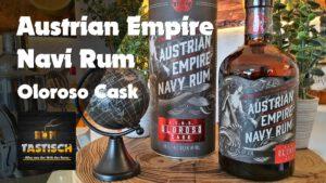 Austrian Empire Navi Rum - Oloroso Cask