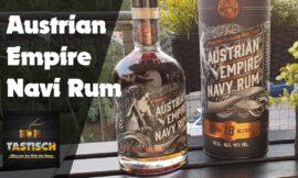 Austrian Empire Navy Rum Solera 18YO 40% | Rum-Tasting 🥃 Aber kein Österreicher…! 😮