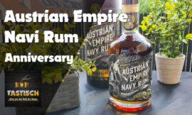 Austrian Empire Navy Rum – Anniversary 40% | Rum-Tasting 🥃 Alles Gute zum 100-sten!