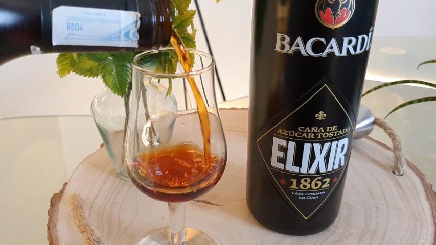 Bacardi Elexir 1862