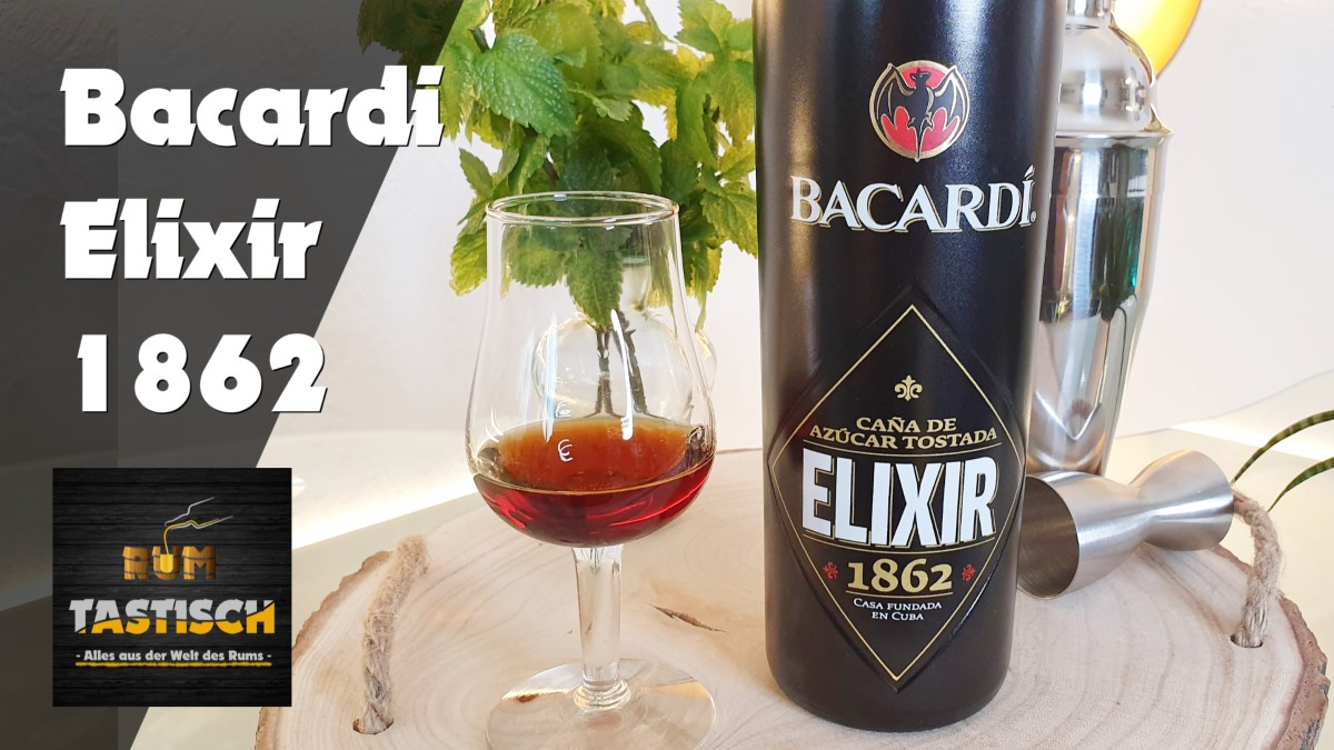 """You are currently viewing Bacardi Elixir 1862 20% 