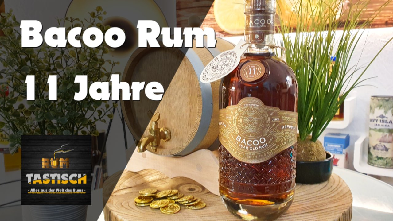 """Read more about the article Bacoo Rum 11 Jahre 40% 