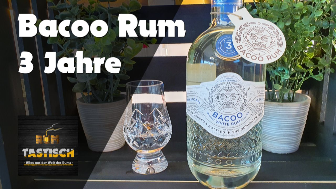 """Read more about the article Bacoo Rum 3 Jahre 40% 