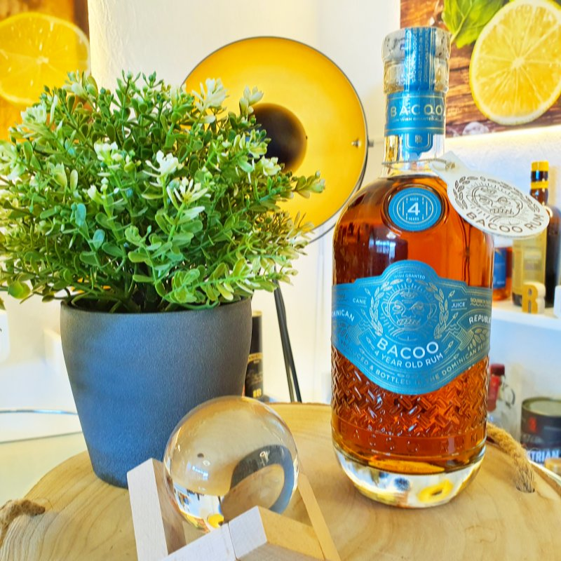 Bacoo Rum 4 Jahre