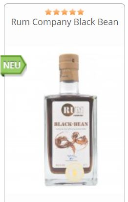 Rum Company Black Bean