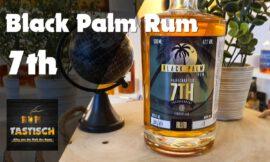 Black Palm Rum 7th 42% | Rum-Infos & Tasting 🥃 Handcrafted, Small Batch Rum, ohne Zucker aus Deutschland