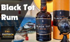 Black Tot Rum | Rum-Tasting 🥃 und die Geschichte hinter diesem Rum | 50. Black Tot Day Rumration (Vlog)