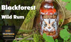 Blackforest Wild Rum | Rum-Infos & Tasting 🥃 Weltneuheit aus dem Schwarzwald 🔊