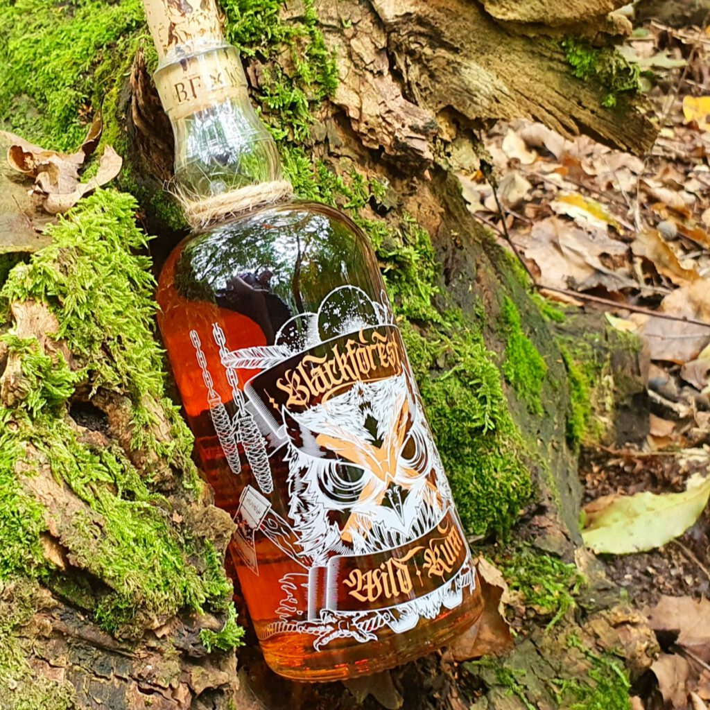 Blackforest Wild Rum