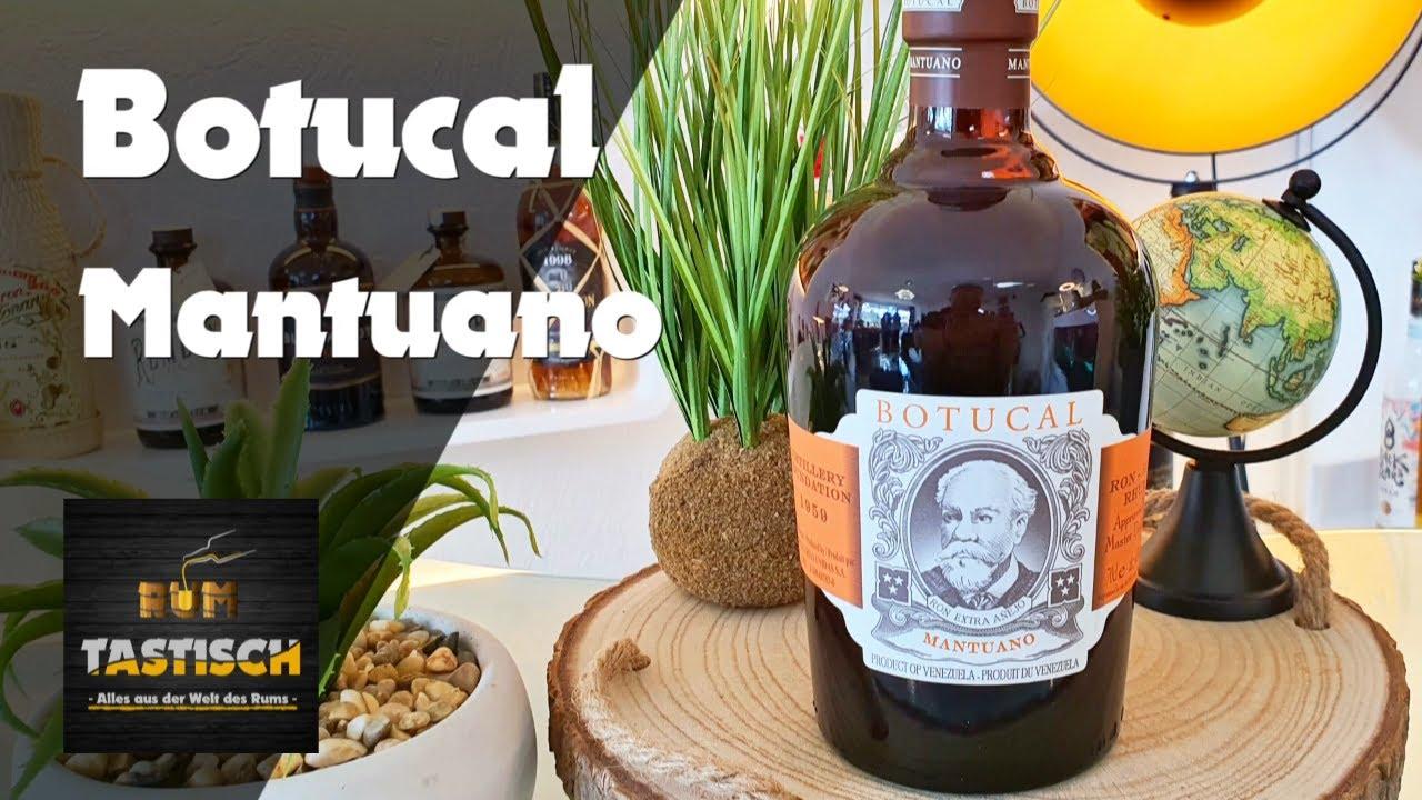 Botucal Mantuano | Rum-Tasting 🥃 Der junge Rivale des grünen Botucal-Platzhirsches