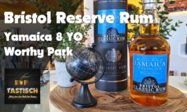 Bristol Reserve Rum of Jamaica – Worthy Park – 8YO | Rum-Tasting 🥃 Der Name sagt alles!