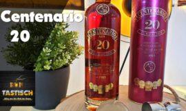 "Centenario 20 – Fundacion 40% | Rum-Tasting 🥃 ""Der Süße"" in der Familie"
