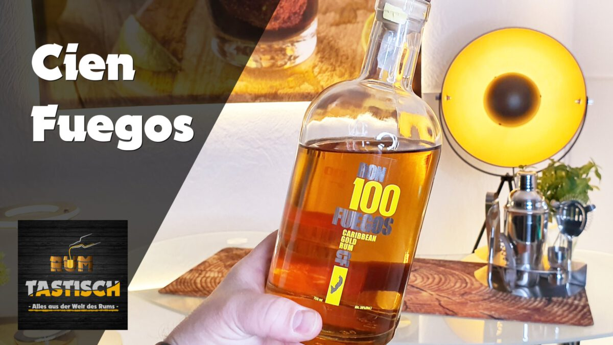 "You are currently viewing Cien Fuegos 38% | Rum-Tasting 🥃 Sind die ""100 Feuer"" ein Mix aus 100 Rums?"