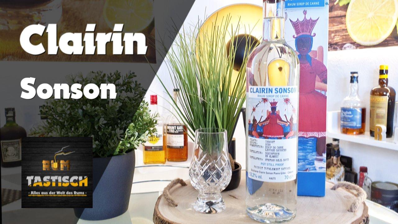 You are currently viewing Clairin Sonson 53,2% | Rum-Info & Tasting 🥃 Traditioneller Haitianischer Zuckerrohr-Brant