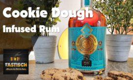 Cookie Dough Infused Rum | Rum-Tasting 🥃 Krümelmonsters Lieblings-Rum! 🔊