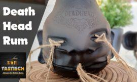 Deadhead | Rum-Tasting 🥃 Aufsehen erregende Flasche mit exquisitem Premium-Rum! (Vlog)
