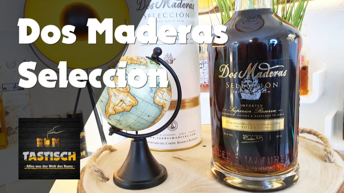 Read more about the article Dos Maderas Seleccion Superior Reserve Rum 42% | Rum-Tasting 🥃 Best of three…! 🔊