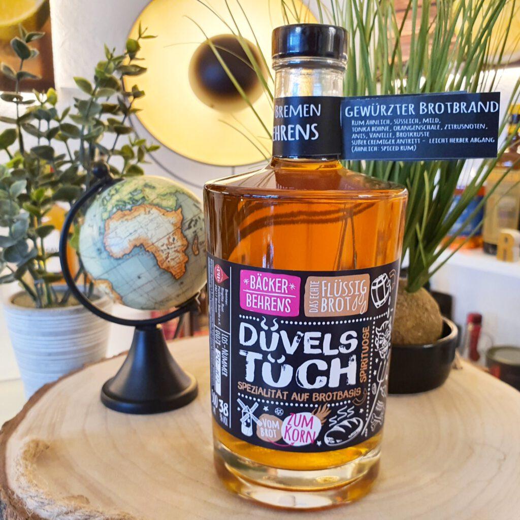 Düvelstüch - Brot-Rum
