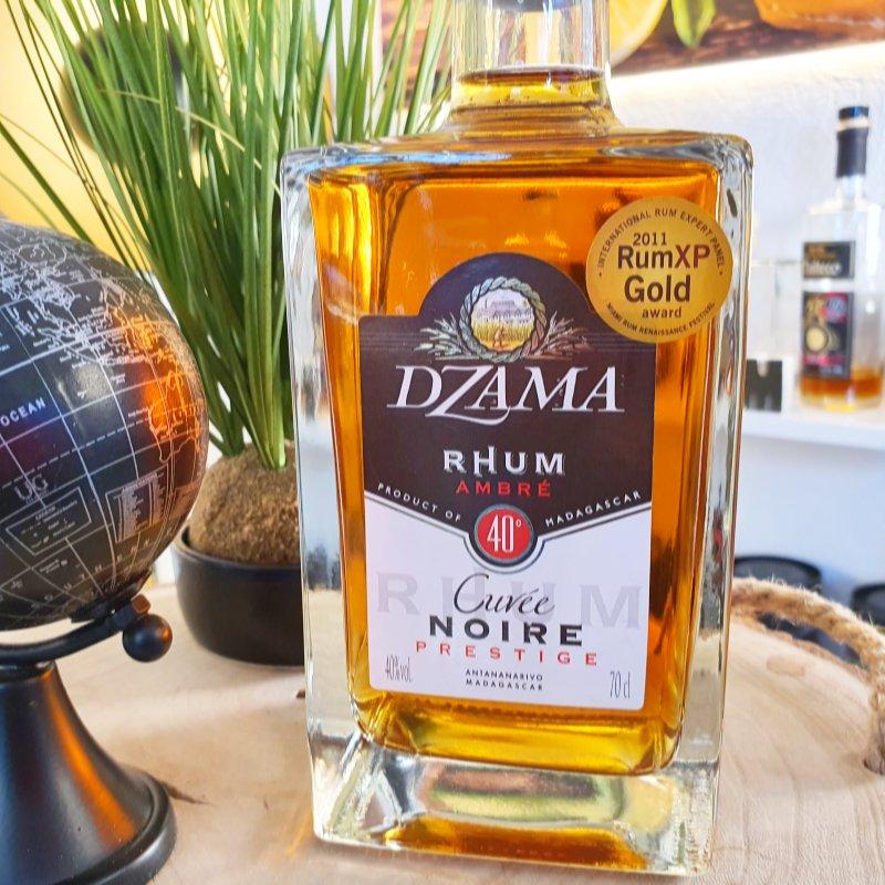 Dzama Noire Cuvee Ambre Prestige