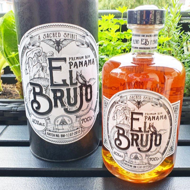 El Brujo Rum