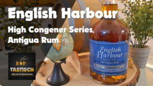 English Harbour High Congener Series Antigua Rum