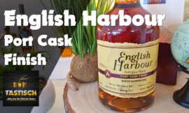 English Harbour – Port Cask Finish | Rum-Tasting 🥃 Purer Rum-Genuss mit Portwein Finish
