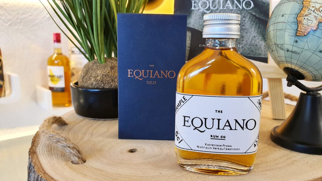 Equiano Tasting 1