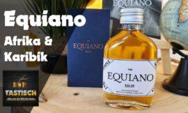 Equiano African-Caribbean Rum 43% | Rum-Tasting 🥃 Karibik trifft auf Afrika!