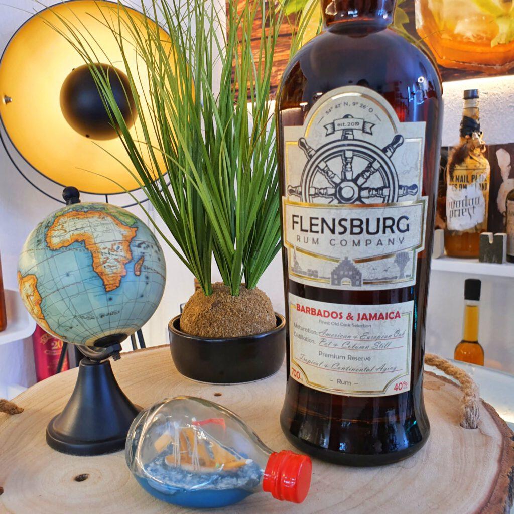 Flensburg Rum Company - Barbados Jamaica