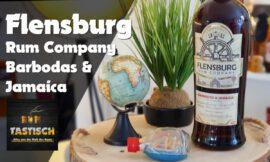 Flensburg Rum Company – Barbados & Jamaica 40% | Rum-Info & Tasting 🥃 Treffen der Traditionen 🔊