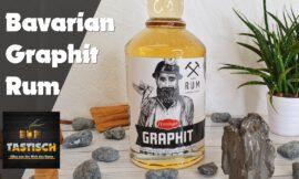 "Graphit Rum 42% | Rum-Info & Tasting 🥃 ""Bavaria Blend"""
