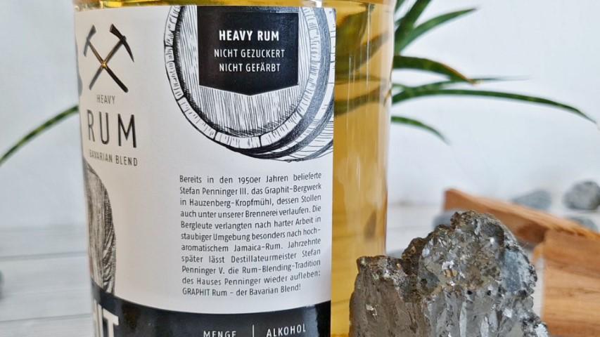 Graphit Heavy Rum