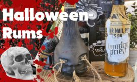 Die 5 spannendsten Rums mit coolen Hintergrund-Storys von 20,- bis 45,- Euro 🎃 Halloween-Special