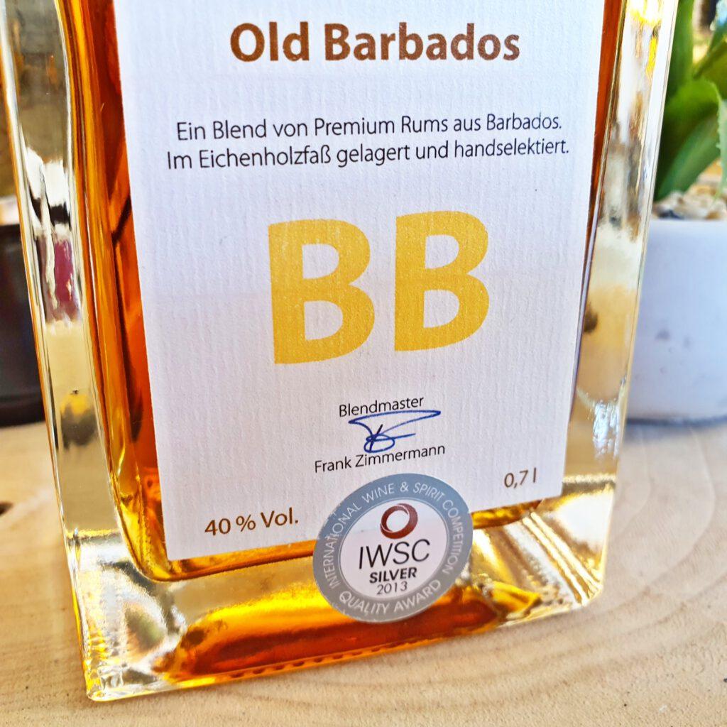 Rum Company Old Barbados