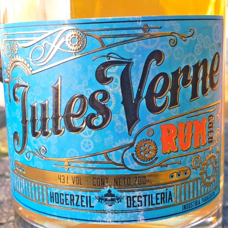 Jules Verne Gold Rum