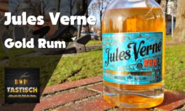 Jules Verne Gold 43% | Rum-Infos & Tasting 🥃 Small Batch Handcrafted Rum 🔊