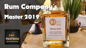 Master 2019 - Rum Company