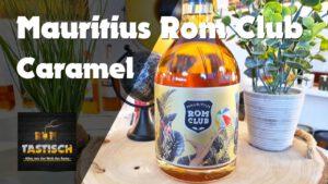 Mauritius ROM Club - Caramel Liqueur
