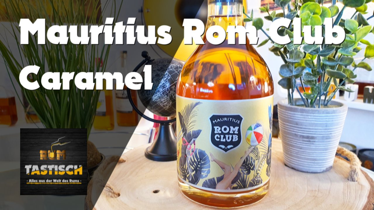 """Read more about the article Mauritius Rom Club – Caramel 40% 