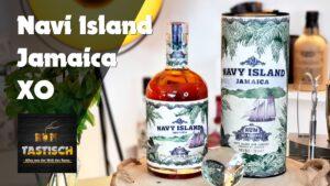 Navi Island Rum Jamaica XO