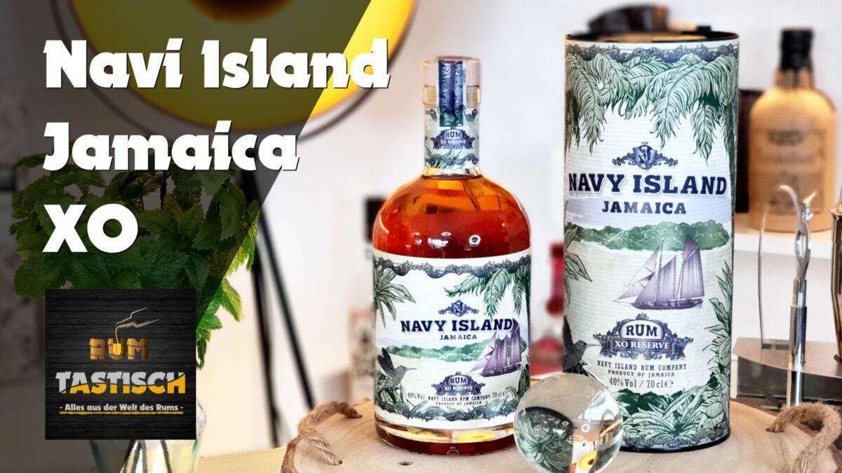 Read more about the article Navy Island Jamaica XO Reserve 40% | Rum-Tasting 🥃 Jamaikaner ohne Zucker-Zusätze und künstliche Aromen (Vlog)