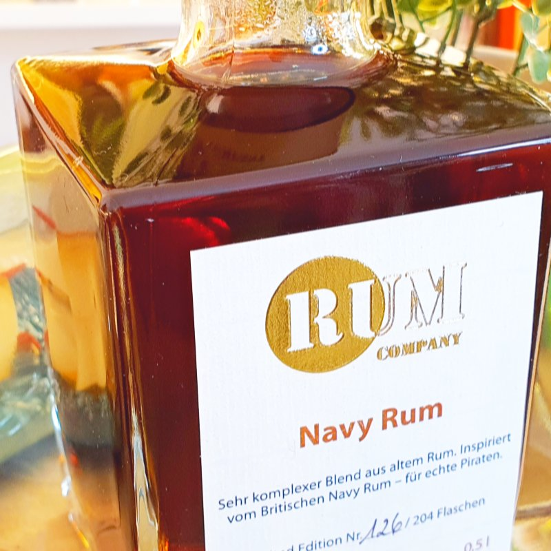 Navy Rum - Rum Company